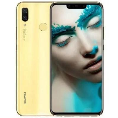 gearbest HUAWEI Nova 3 Kirin 970 2.4GHz 8コア GOLD(ゴールド)