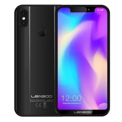 gearbest LEAGOO S9  BLACK(ブラック)