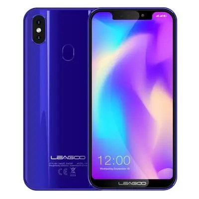 gearbest LEAGOO S9  BLUE(ブルー)