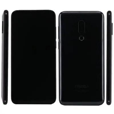 gearbest Meizu 16 Snapdragon 845 SDM845 2.8GHz 8コア SILVER(シルバー)