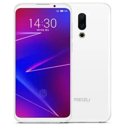 gearbest Meizu 16X Snapdragon 710 2.2GHz 8コア WHITE(ホワイト)