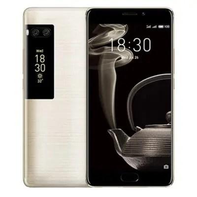 gearbest Meizu Pro 7 EXYNOS 8890 2.3GHz 8コア GOLDEN(ゴールデン)