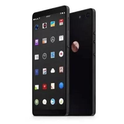 gearbest Smartisan Nut Pro 2 Snapdragon 660 MSM8956 Plus 2.2GHz 8コア BLACK(ブラック)