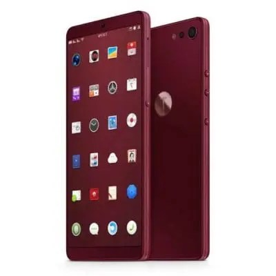 gearbest Smartisan Nut Pro 2 Snapdragon 660 MSM8956 Plus 2.2GHz 8コア RED(レッド)