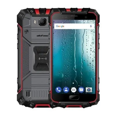 gearbest Ulefone Armor 2S MTK6737T 1.5GHz 4コア RED(レッド)