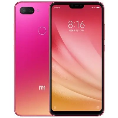 gearbest Xiaomi Mi8 Lite Snapdragon 660 MSM8956 Plus 2.2GHz 8コア GOLD(ゴールド)