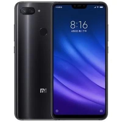 gearbest Xiaomi Mi8 Lite Snapdragon 660 MSM8956 Plus 2.2GHz 8コア GREY(グレイ)