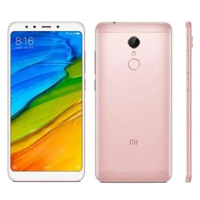 gearbest Xiaomi Redmi 5 Snapdragon 450 1.8GHz 8コア ROSE GOLD(ローズゴールド)