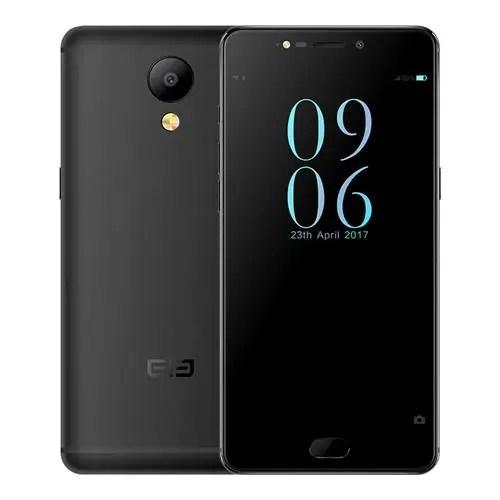 geekbuying Elephone P8  MTK6757T Helio P25 2.5GHz 8コア BLACK(ブラック)
