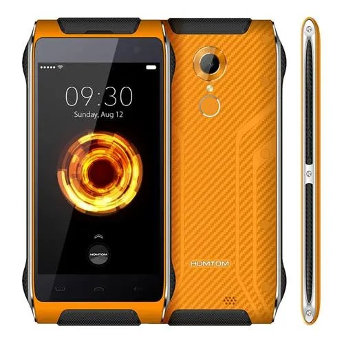 geekbuying HOMTOM HT20 Pro MTK6753 1.3GHz 8コア ORANGE(オレンジ)
