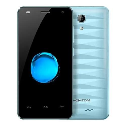 geekbuying HOMTOM HT26 MTK6737 1.3GHz 4コア BLUE(ブルー)