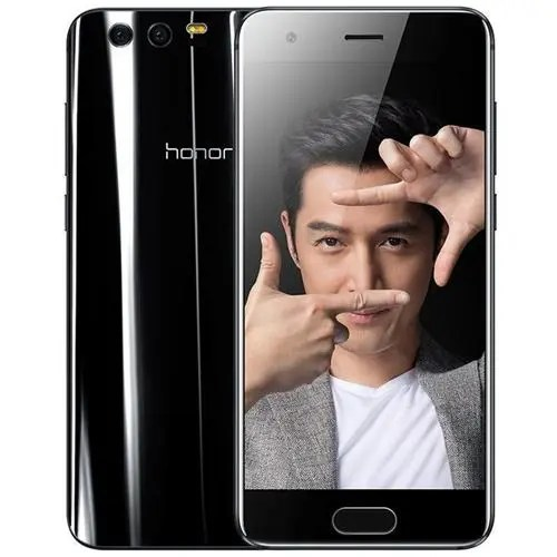 geekbuying HUAWEI Honor 9 Kirin 960 2.4GHz 8コア BLACK(ブラック)