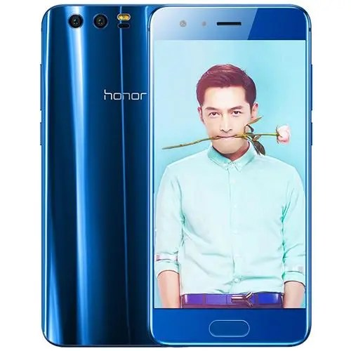 geekbuying HUAWEI Honor 9 Kirin 960 2.4GHz 8コア BLUE(ブルー)