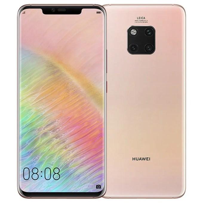 geekbuying Huawei Mate 20 Kirin 980 8コア GOLD(ゴールド)