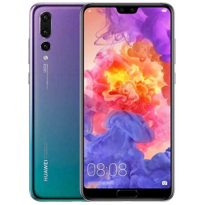 geekbuying Huawei P20 Pro Kirin 970 2.4GHz 8コア Twilight(トワイライト)