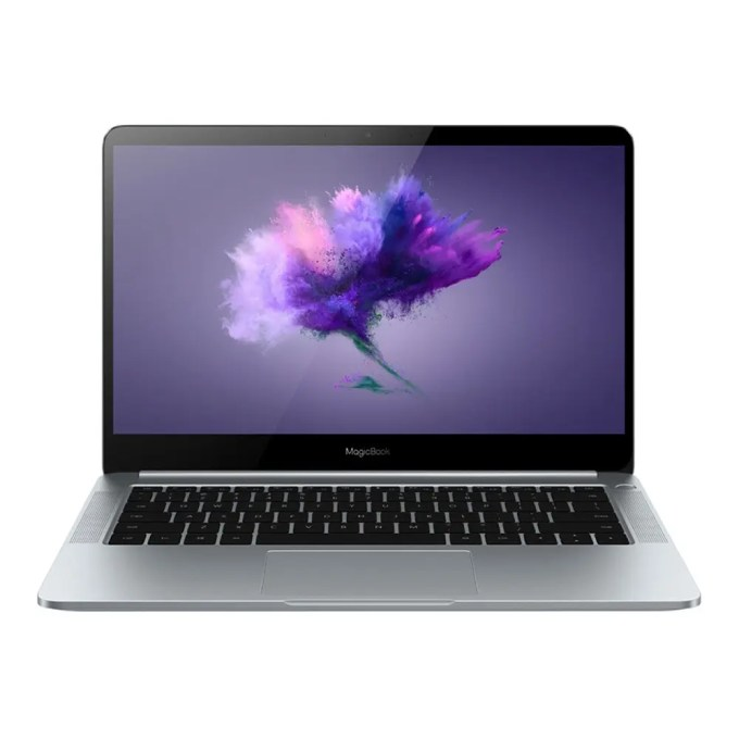 geekbuying Huawei Honor Magicbook 14 Core i7-8550U 1.8GHz 4コア SILVER(シルバー)