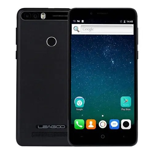 geekbuying LEAGOO KIICAA POWER 3G MTK6580A 1.3GHz 4コア BLACK(ブラック)