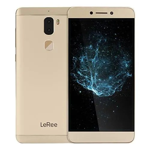 geekbuying Letv LeRee Le 3 Snapdragon 652 MSM8976 1.8GHz 8コア GOLD(ゴールド)