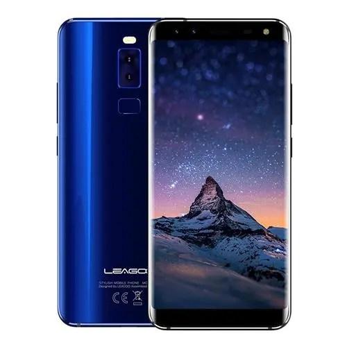 geekbuying LEAGOO S8 MTK6750T 1.5GHz 8コア BLUE(ブルー)