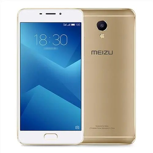 geekbuying MEIZU M5 NOTE MTK6755 Helio P10 2.0GHz 8コア GOLD(ゴールド)