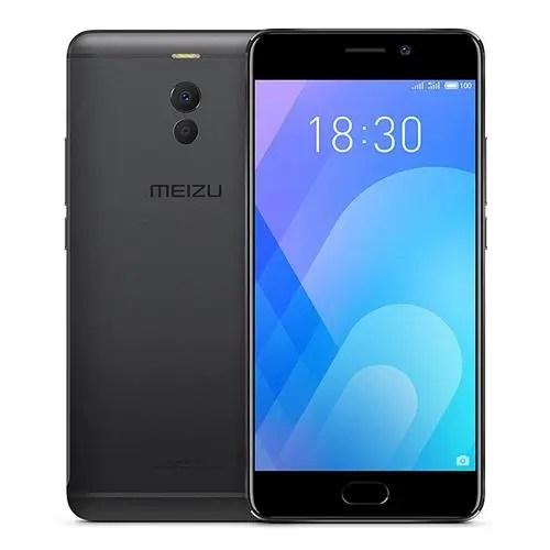 geekbuying Meizu M6 Note Snapdragon 625 MSM8953 2.0GHz 8コア BLACK(ブラック)
