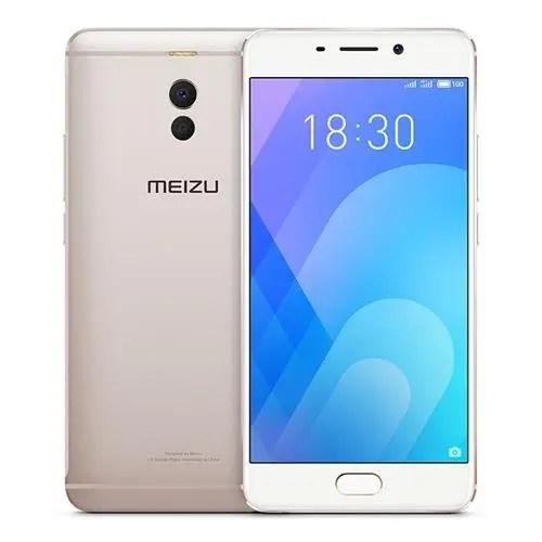 geekbuying Meizu M6 Note Snapdragon 625 MSM8953 2.0GHz 8コア GOLD(ゴールド)