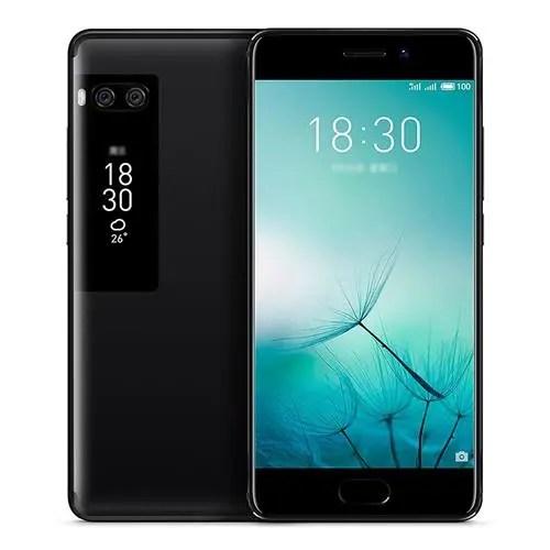 geekbuying Meizu Pro 7 EXYNOS 8890 2.3GHz 8コア BLACK(ブラック)