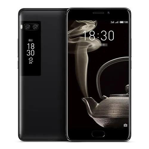 geekbuying Meizu Pro 7 Plus MTK6799 Helio X30 2.8GHz 10コア BLACK(ブラック)