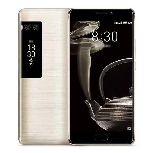 geekbuying Meizu Pro 7 Plus MTK6799 Helio X30 2.8GHz 10コア GOLD(ゴールド)