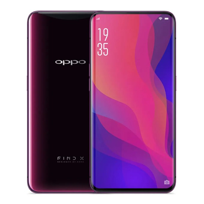 geekbuying Oppo Find X Snapdragon 845 SDM845 2.8GHz 8コア RED(レッド)