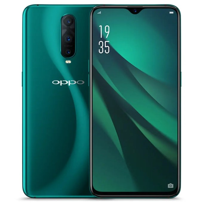 geekbuying OPPO R17 Pro Snapdragon 710 2.2GHz 8コア GREEN(グリーン)