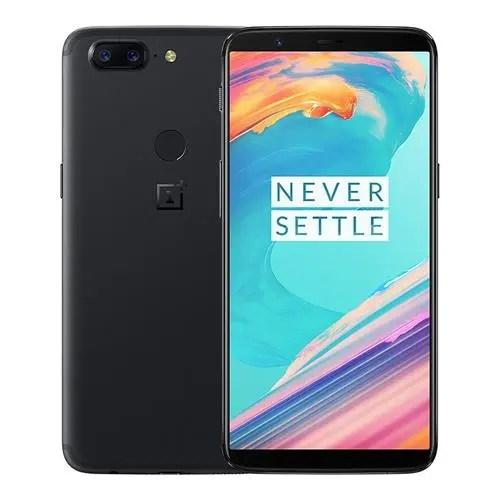 geekbuying OnePlus 5T Snapdragon 835 MSM8998 2.35GHz 8コア BLACK(ブラック)