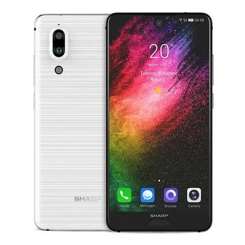 geekbuying SHARP S2 Snapdragon 630 SDM630 2.2GHz 8コア WHITE(ホワイト)