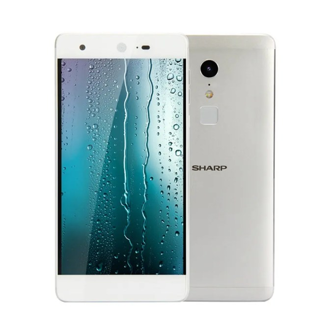 geekbuying SHARP Z2 MTK6797 Helio X20 2.3GHz 10コア SILVER(シルバー)