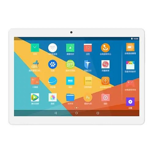 geekbuying Teclast P10 Octa Core RK3368 1.34GHz 8コア SILVER(シルバー)