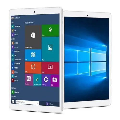 geekbuying Teclast P80  Atom Cherry Trail x5-Z8300 1.44GHz 4コア WHITE(ホワイト)