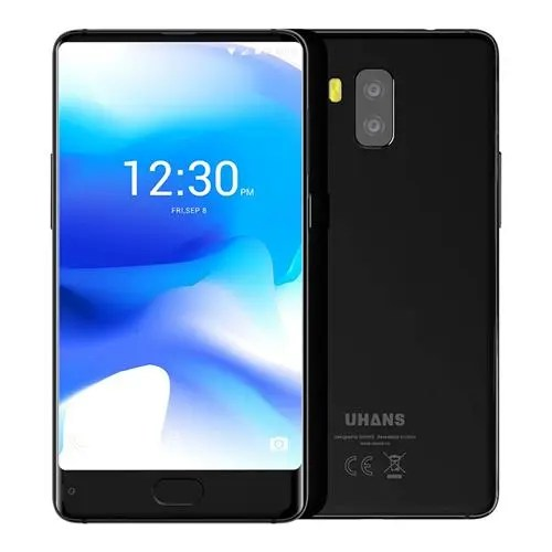 geekbuying UHANS MX 3G MTK6580 1.3GHz 4コア BLACK(ブラック)