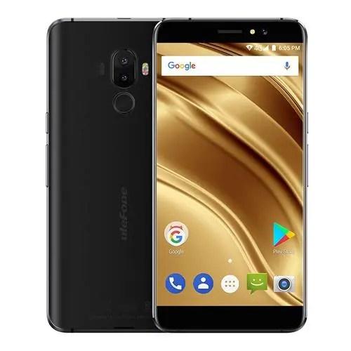 geekbuying Ulefone S8 Pro MTK6737T 1.5GHz 4コア BLACK(ブラック)