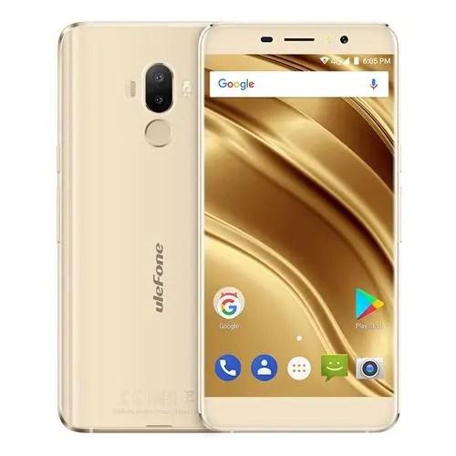 geekbuying Ulefone S8 Pro MTK6737T 1.5GHz 4コア GOLD(ゴールド)
