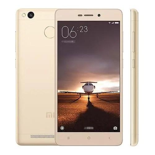 geekbuying Xiaomi Redmi 3S Snapdragon 430 MSM8937 1.4GHz 8コア GOLD(ゴールド)