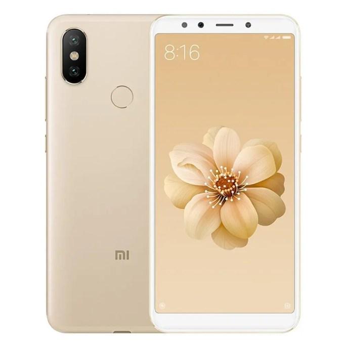 geekbuying Xiaomi Mi A2 Snapdragon 660 MSM8956 Plus 2.2GHz 8コア GOLD(ゴールド)