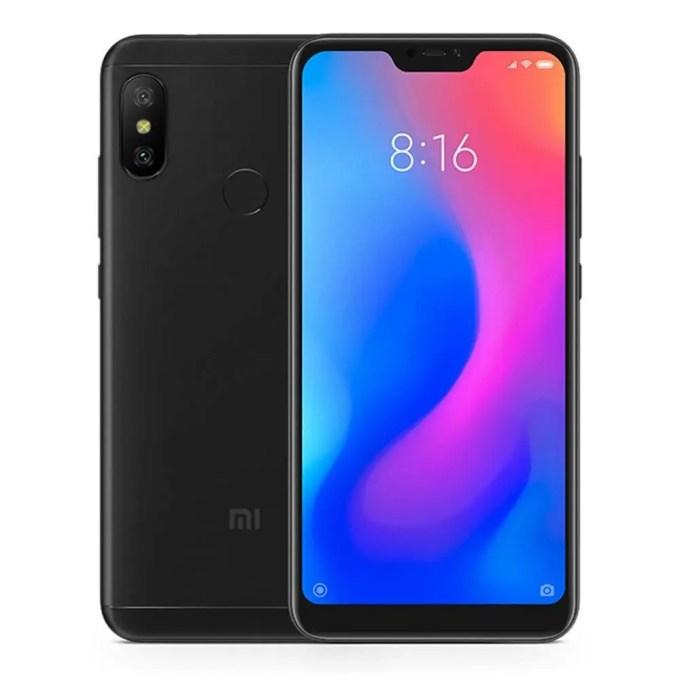 geekbuying Xiaomi Mi A2 Lite Snapdragon 625 MSM8953 2.0GHz 8コア BLACK(ブラック)