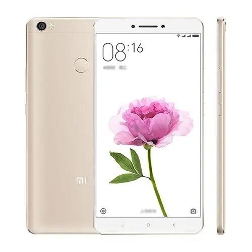geekbuying Xiaomi Mi Max Snapdragon 650 MSM8956 1.8GHz 6コア,Snapdragon 652 MSM8976 1.8GHz 8コア GOLD(ゴールド)