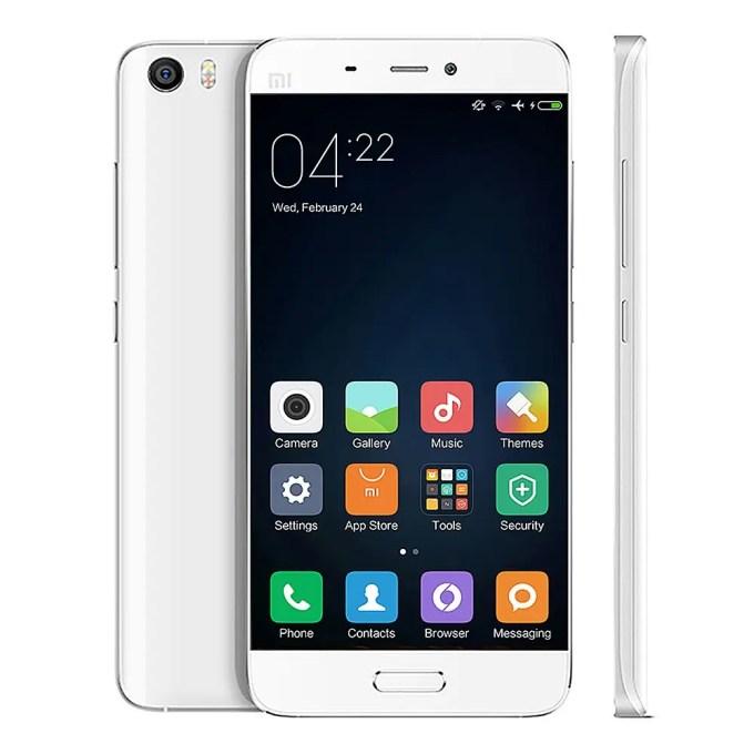 geekbuying Xiaomi Mi5 Snapdragon 820 MSM8996 2.15GHz 4コア,Snapdragon 820 MSM8996 lite 1.8GHz 4コア WHITE(ホワイト)