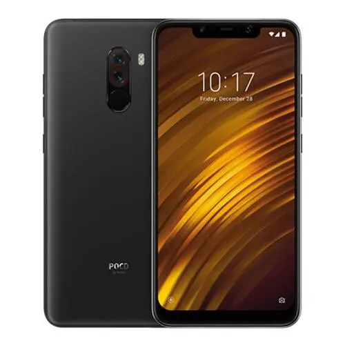 geekbuying Xiaomi POCO F1 Snapdragon 845 SDM845 2.8GHz 8コア BLACK(ブラック)