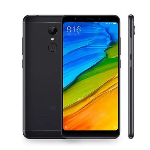 geekbuying Xiaomi Redmi 5 Snapdragon 450 1.8GHz 8コア BLACK(ブラック)
