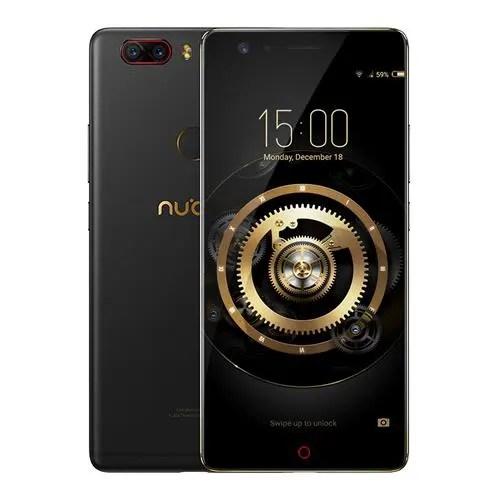 geekbuying ZTE Nubia Z17 Lite Snapdragon 653 MSM8976SG 1.8GHz 8コア BLACK GOLD(ブラックゴールド)