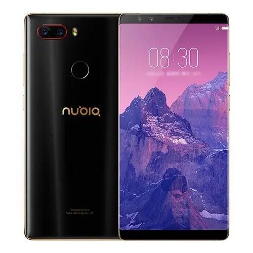 geekbuying ZTE Nubia Z17 S Snapdragon 835 MSM8998 2.35GHz 8コア BLACK GOLD(ゴールド)