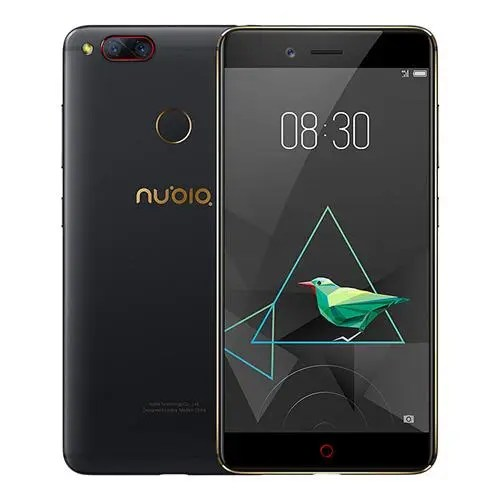 geekbuying ZTE Nubia Z17 Mini Snapdragon 652 MSM8976 1.8GHz 8コア OTHER(その他)