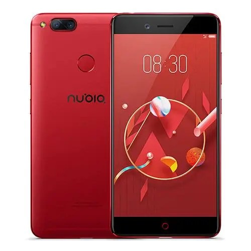geekbuying Nubia Z17 Mini Snapdragon 652 MSM8976 1.8GHz 8コア RED(レッド)